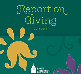 Report on Giving