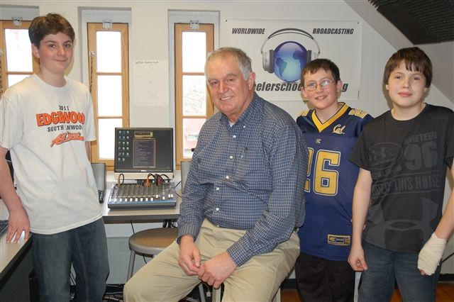 Student Interview with Ben Kilham for Wheeler Radio