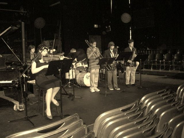 MS  Jazz Ensemble 5.11.10