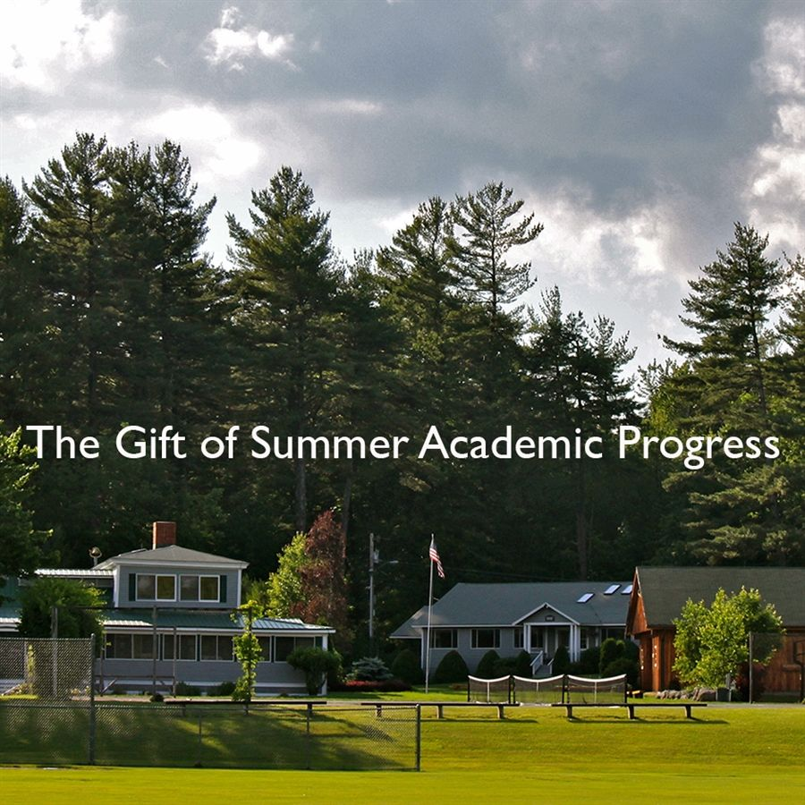 The Gift of Summer Academic Progress