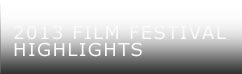 Film Festival Highlights