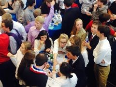 39 Colorado Academy Upper School students participated in the recent Stock Market Challenge.
