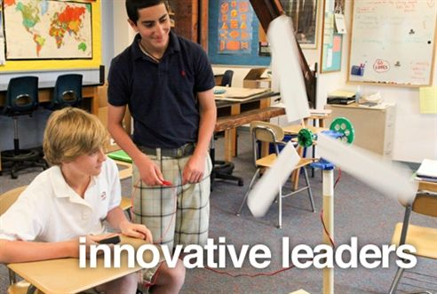 innovative leaders