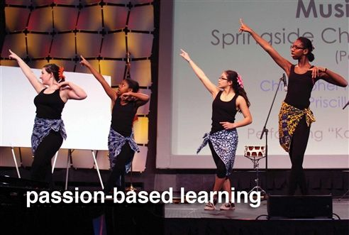 passion based learning