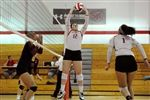 Becca Bateman '14 Sets SJC Volleyball Record