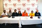 Class of 2014 Athletes Commit To Play In College