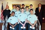 2014-2015 Cadet Promotions